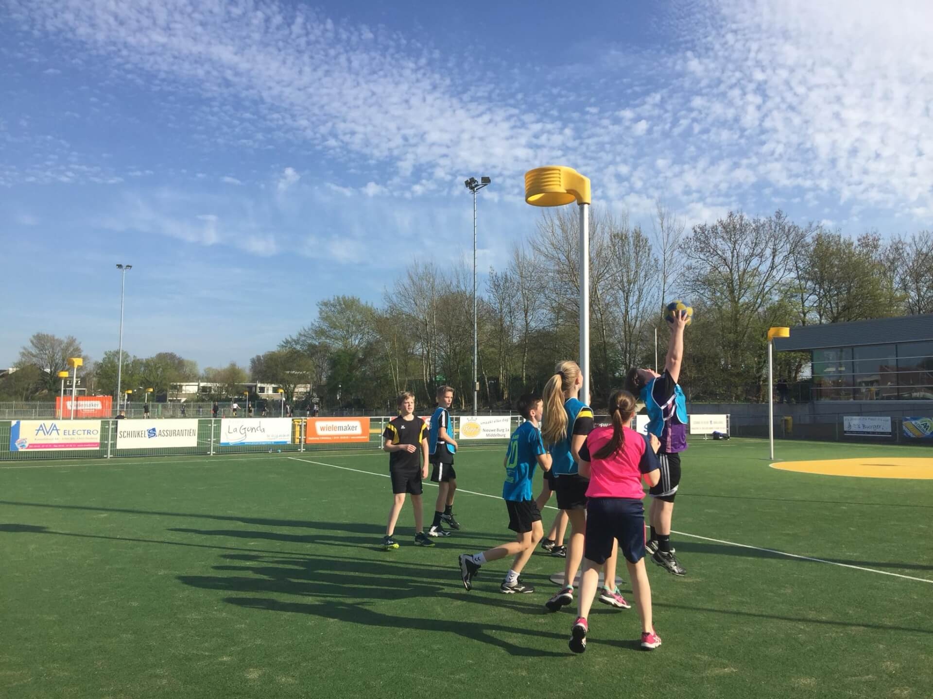 Trainingstijden en startdata 1e helft veld seizoen 2018-2019